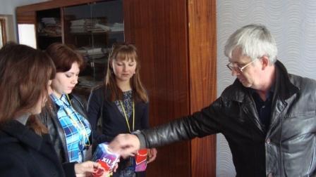 Монастирищина зібрала близько 4,4 тисяч гривень для благодійного фонду «Серце до серця»