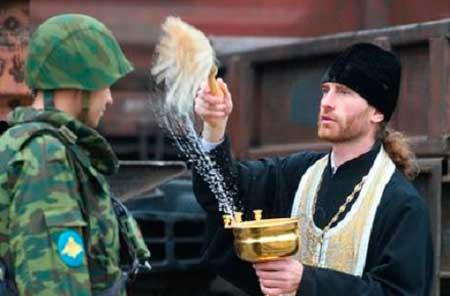 Із Черкащини до зони АТО їздять служити 15 священиків - владика Іоанн