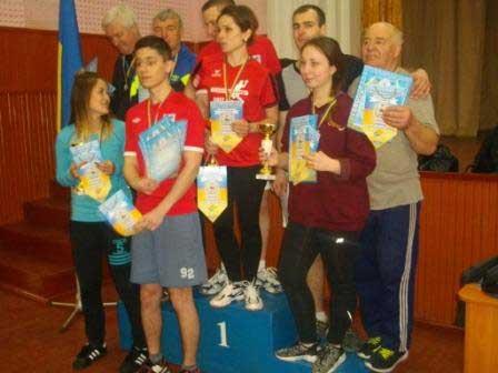 У Степанках відбулися змагання з настільного тенісу