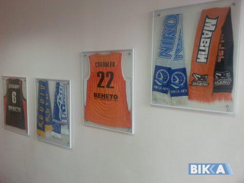 У Черкасах створюють музей баскетболу