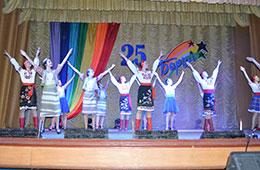 День народження відсвяткував зразковий аматорський танцювальний колектив «Барви»