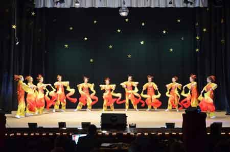 Танцювальний колектив «Фієста» зустрів 15-річчя феєричним концертом