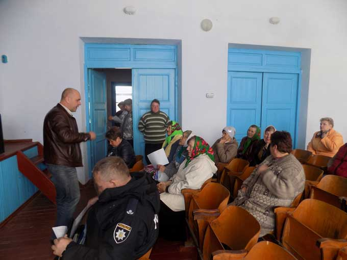 Відбулися загальні збори громадян села Коханівка