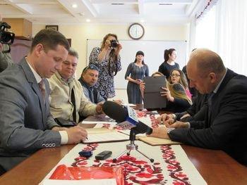 У Черкасах підписано меморандум, який сприятиме розвитку бізнесу