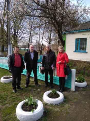 День регіону відбувся в селах Хейлове, Матвіїха та Леськове