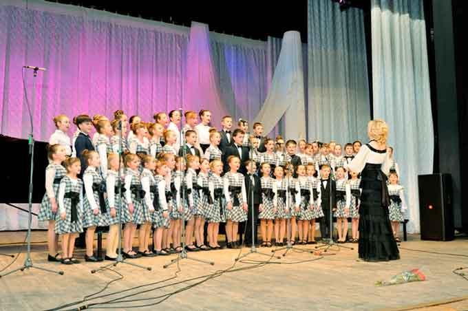 Музиканти Черкаської ДМШ №1 дали звітний концерт