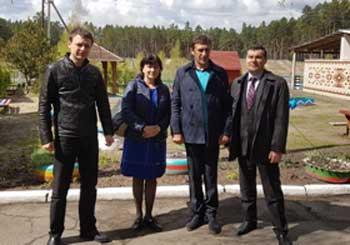 Конкурсна комісія знайомиться з претендентами на звання «Краща сільська рада Черкащини»