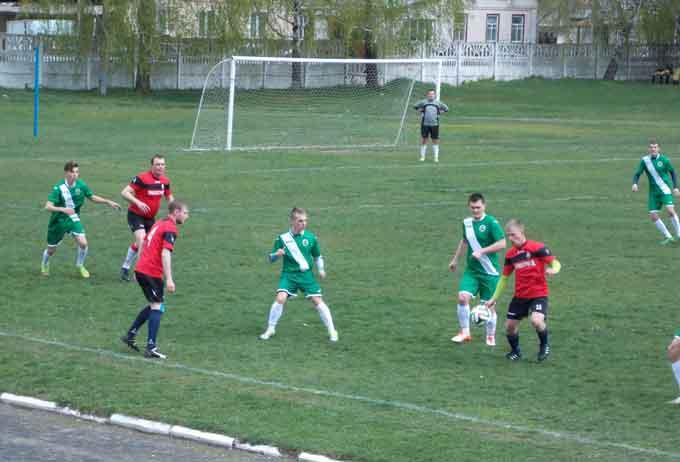 На Чорнобаївщині стартував футбольний сезон 2017 року
