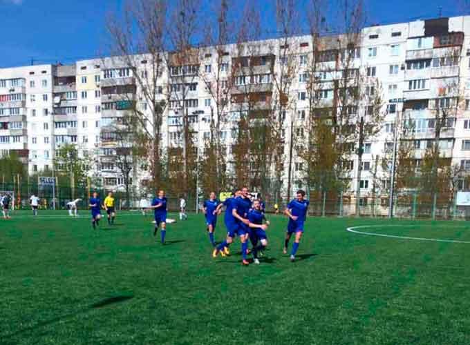 «Академія – Черкаський Дніпро» U-19 здобула десяту перемогу