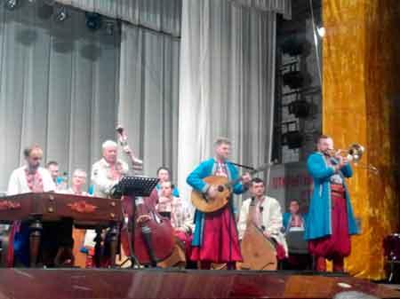 У Смілі виступила Національна заслужена капела бандуристів України імені Г. І. Майбороди