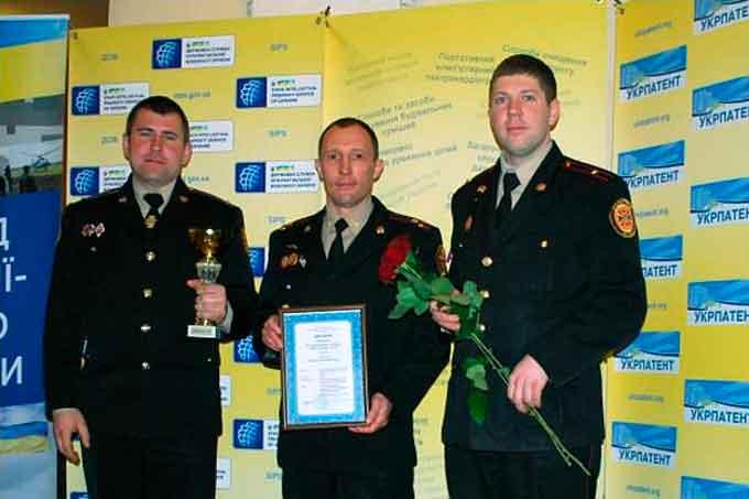 Винахідники з ЧІПБ зайняли трете місце у Всеукраїнському конкурсі