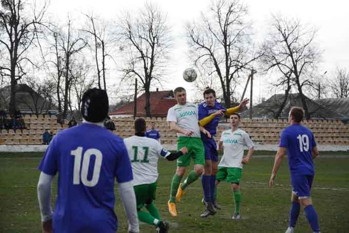 Перший матч ФК «Шпола»: серйозний іспит і перевірка боєздатності