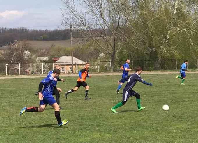 У Балаклеї відбулося відкриття футбольного сезону 2017