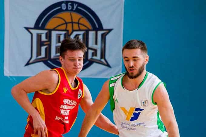 Баскетбольна команда ЧНУ перемогла у студентському чемпіонаті України з баскетболу