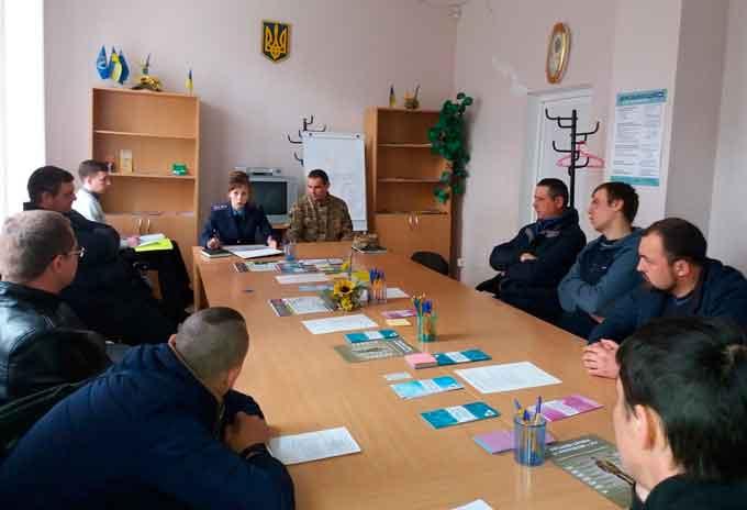 Безробітних Черкащини запрошують на службу до Національної поліції