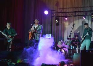 Народному аматорському рок-гурту «Постскриптум» виповнилося 25 років