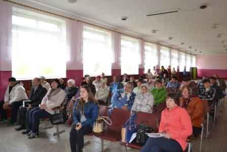Відбулися загальні збори жителів Цибулева
