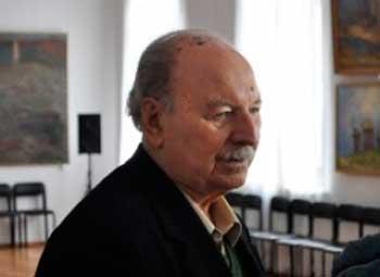 У Черкасах діє персональна виставка Віктора Клименка – до 85-річчя