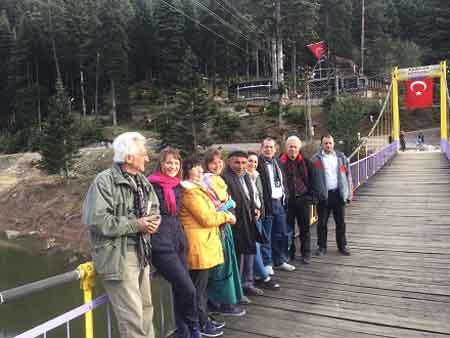 У Туреччині презентували чигиринський досвід розвитку туризму