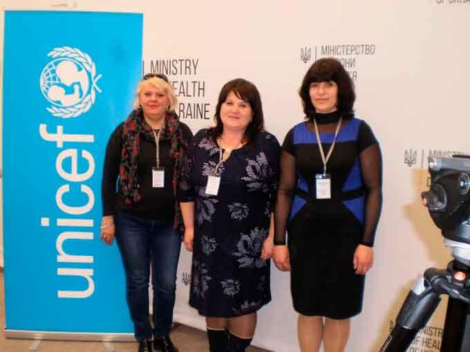 Уманські медичні сестри представили Черкащину на нараді в МОЗ України