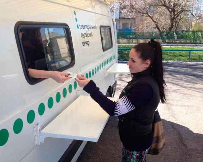 Мобільний сервісний центр МВС Черкащини готується до першого рейсу