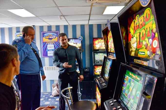 За підпільні казино у Шполі відповідати немає кому
