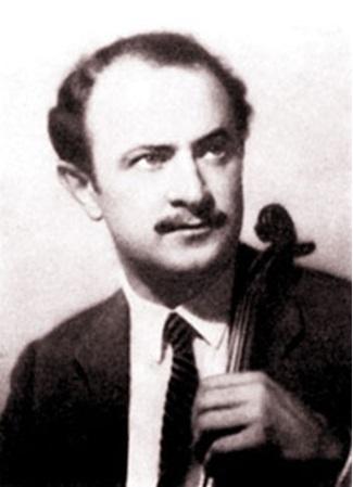 Мирон Борисович Полякін - скрипаль із Черкас, який своєю грою підкорив світ