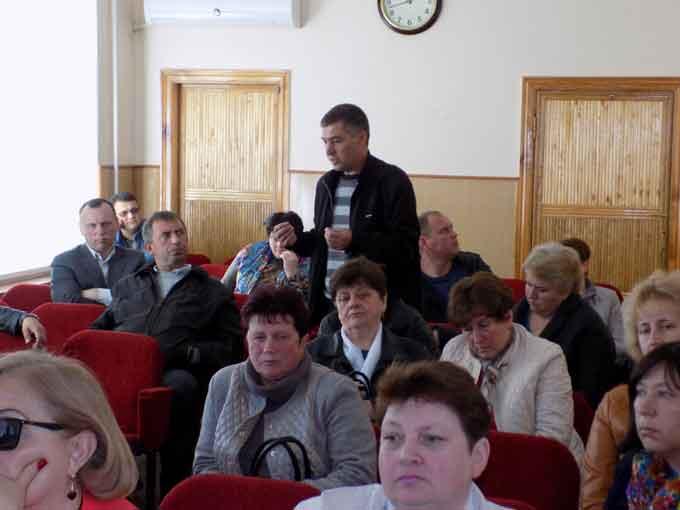 На Кам'янщині Асоціація сільських голів прийняла рішення взагалі не об'єднуватися в ОТГ