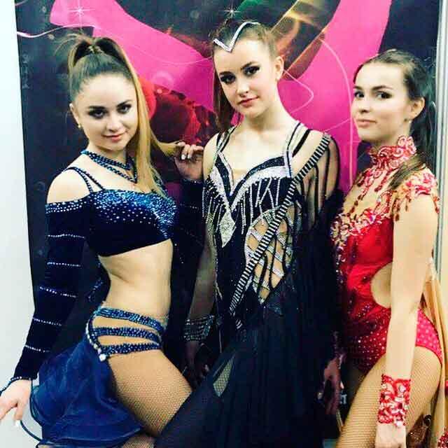Черкаські танцівниці здобули 6 призових нагород та Кубок України