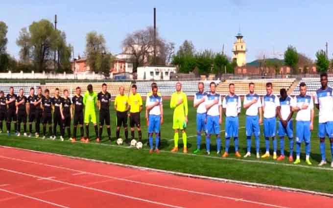 Чемпіонат Черкаської області з футболу стартував з перемоги уманчан