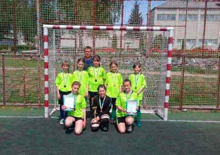 Команда «НІКА» Матусівської ДЮСШ стала бронзовим призером Чемпіонату України з футзалу