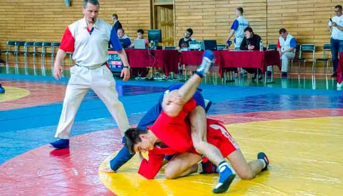 Курсант ЧІПБ Артур Єфремов став бронзовим призером Молодіжного чемпіонату світу з боротьби самбо