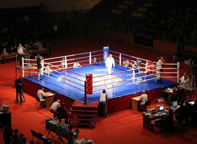 Черкаські боксери привезли дві медалі з чемпіонату України.
