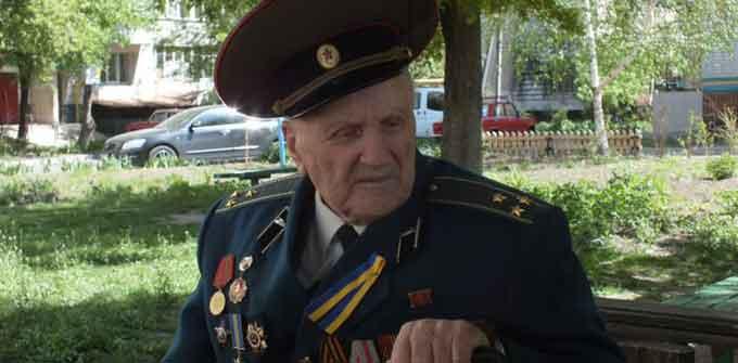 Дійшов до Берліна: 91-річний ветеран Другої Світової війни бажає нащадкам здоров'я та перемоги