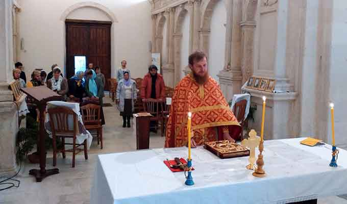 Черкаський священик служитиме в Італії