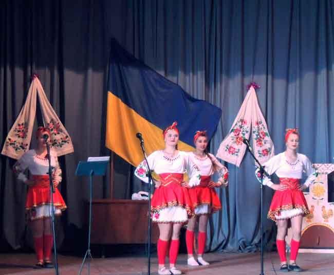 У Томашівському СБК відбулися творчі звіти