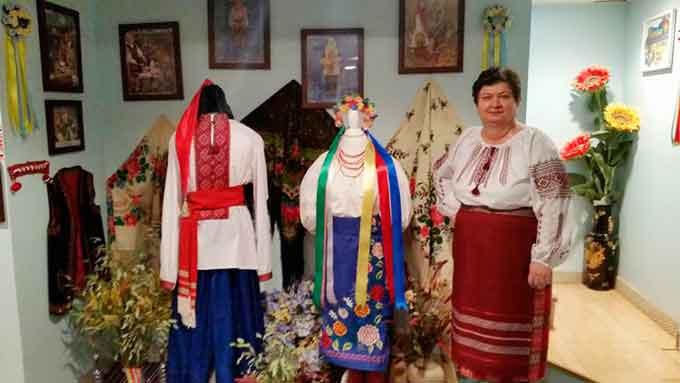 Черкащанка відкрила музей української культури в Америці
