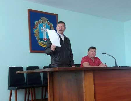 Жашківська райрада планує прийняти резолюцію недовіри начальнику місцевої поліції