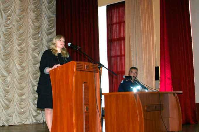 До ЧІПБ завітала регіональний координатор  Уповноваженого Верховної ради України з прав людини