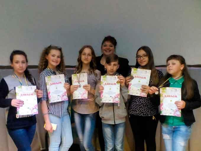 Учні Чорнобаївської дитячої школи мистецтв повернулися з перемогою з Києва