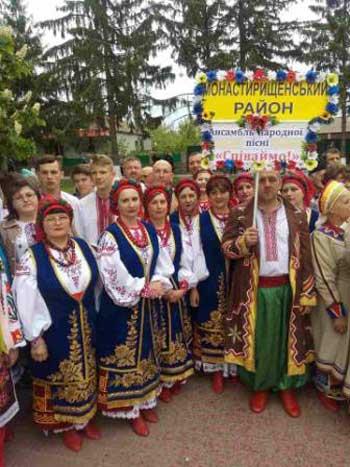 Колектив з Монастирища зайняв друге місце на Всеукраїнському конкурсі хорового співу