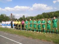 У Тальному відбувся перший футбольний матч сезону