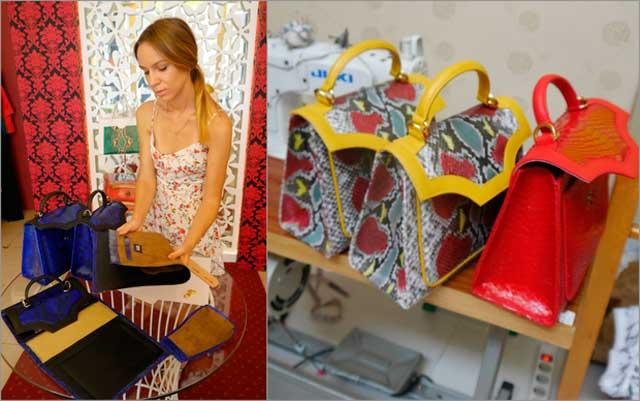 Фоторепортаж: черкащанка на Балі розвиває власний бренд сумок зі шкіри рептилій