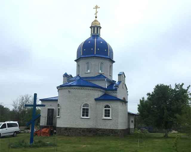 На Черкащині освячено ще один новозбудований храм