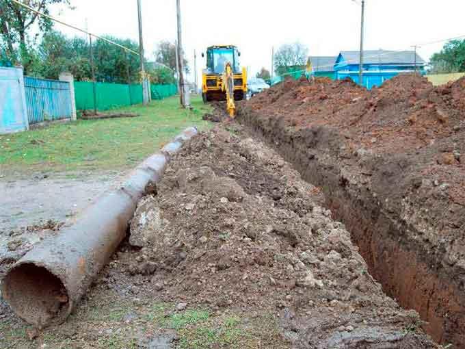 На Черкащині введено в експлуатацію 11,4 км водогону