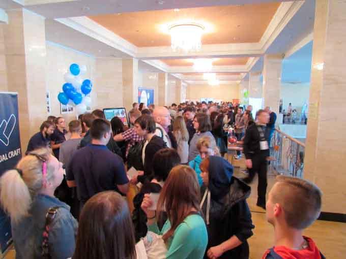 У Черкасах відшумів IT Career Day - масштабний ярмарок вакансій у ІТ-галузі