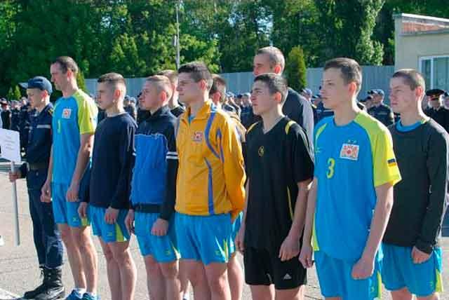 У ЧІПБ розпочався турнір з волейболу «Черкаська весна»