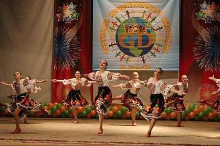 Колектив з Монастирищини зайняв призові місця на Всеукраїнському фестивалі хореографії