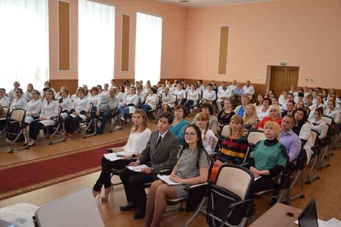 У ЧМА відбулася регіональна науково-практична конференція