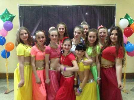 Ансамбль народного танцю «Цвітень» посів одразу 5 призових місць